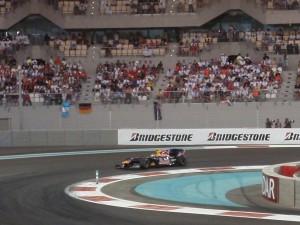 Abu Dhabi F1 Grand Prix 2009