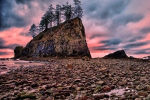 La Push Seastacks Second Beach