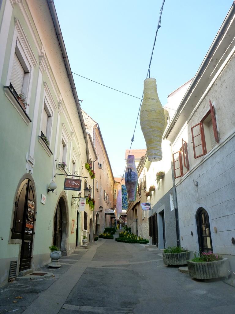 Charming Slovenian town.