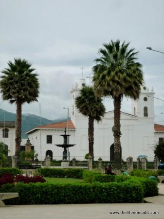 Plaza de Armas, Chachapoyas