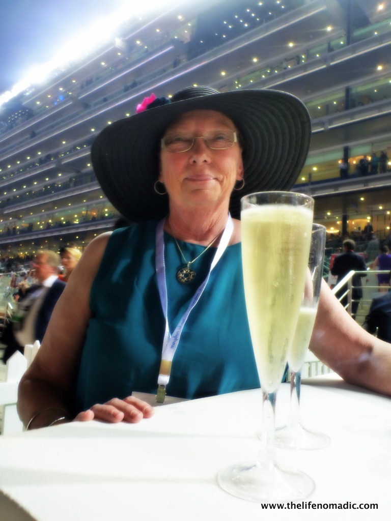 Bubby at the Dubai World Cup!