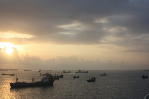 Panama's Port of Colon by GAC'63 via Flickr Creative Commons