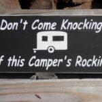 If This Camper's Rockin'…