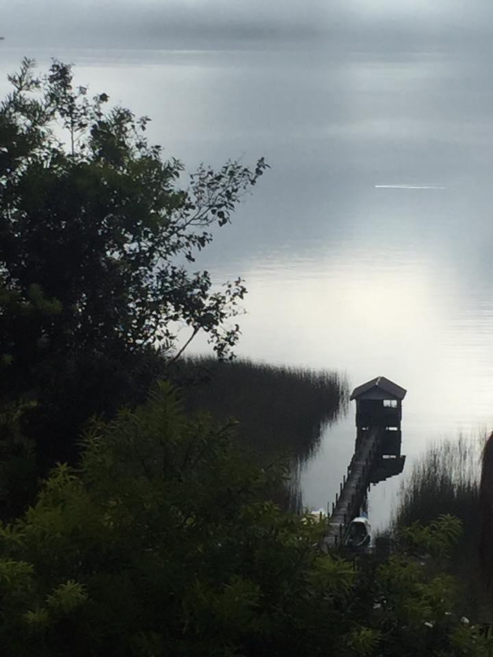 Laguna La Cocha, Colombia.
